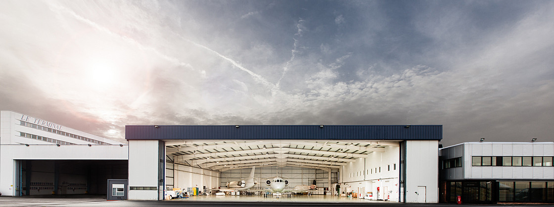 TAG Aviation Le Bourget Maintenance Centre joins Bombardier's Authorized Service Facility Network