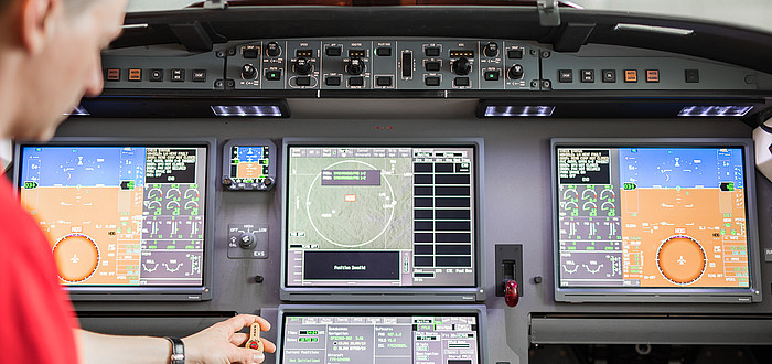 Avionics upgrades Entertainment and cabin