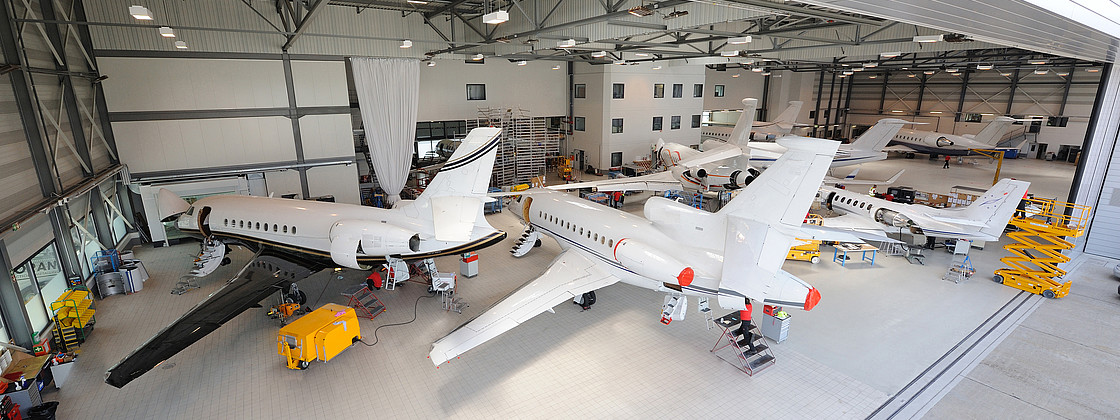TAG Aviation Geneva Becomes Authorised Service Facility Network for all Bombardier Business Aircraft